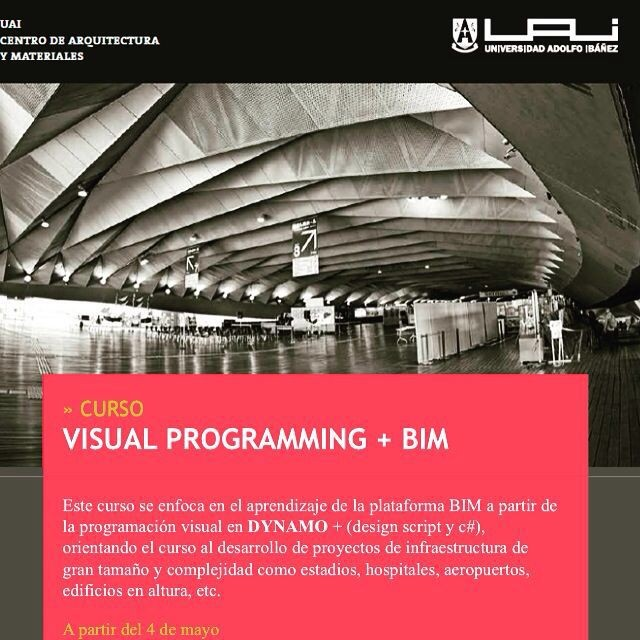 Curso Visual Programming + BIM