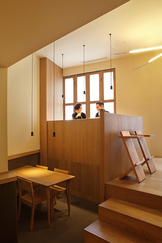 Restaurant AIUEnO / MIEL Arquitectos, © ASIER RUA