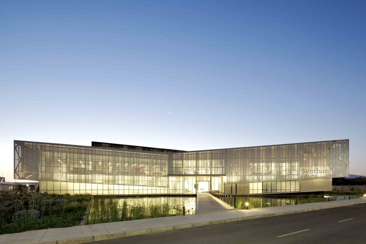 Synthon Laboratory Building Gh A Guillermo Hevia