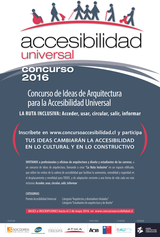 Concurso Accesibilidad Universal, DAC
