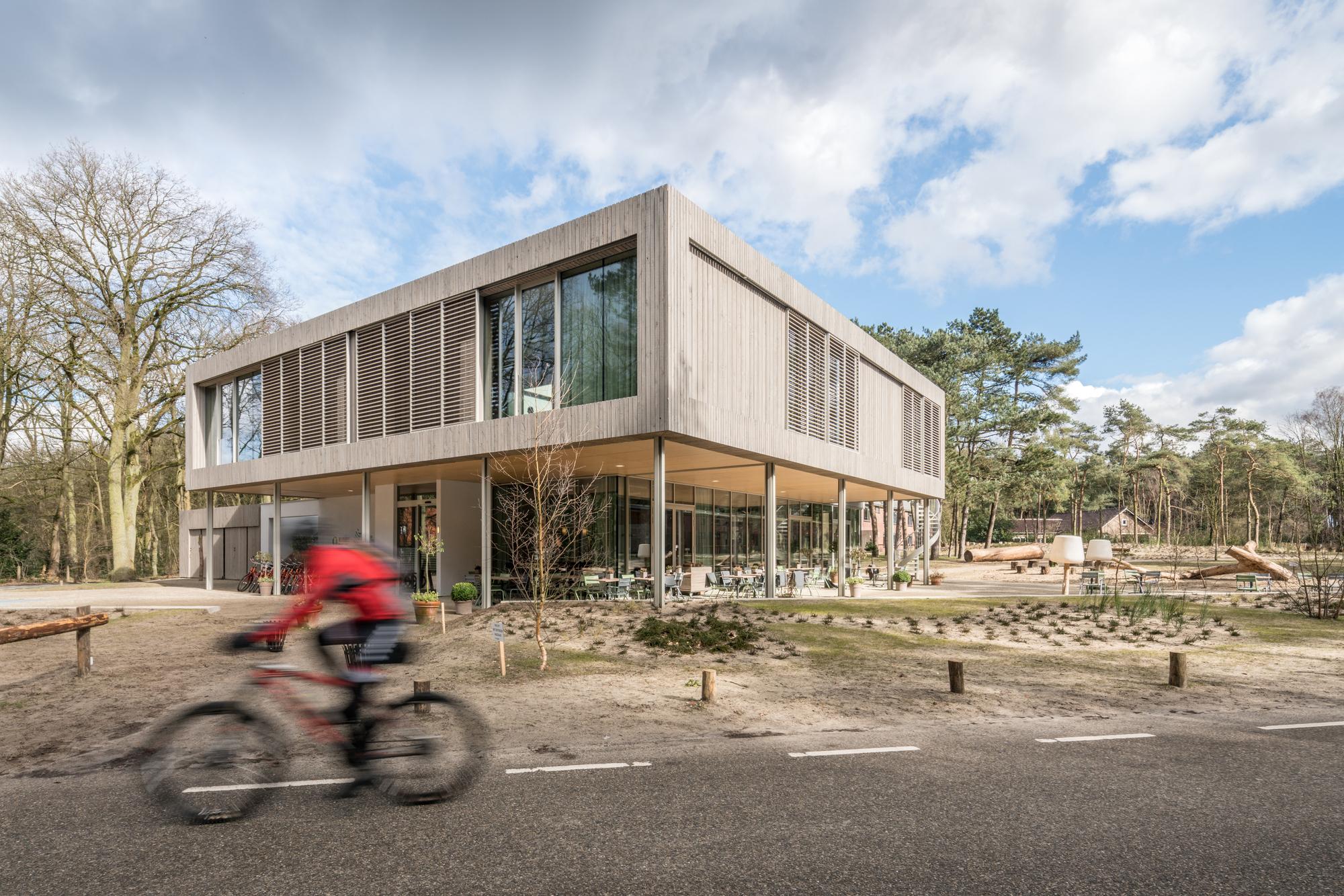 Recreación y educación en la naturaleza / Personal Architecture
