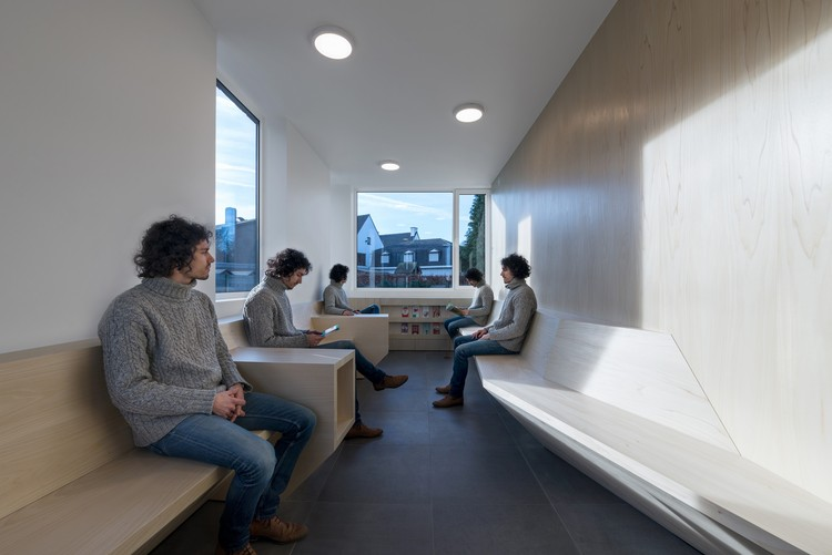 Consulta Médica De Schuyter / Joshua Florquin Architects, © Matteo Rossi