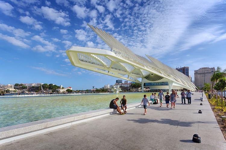 Museu do Amanhã / Santiago Calatrava, © Gustavo Xavier