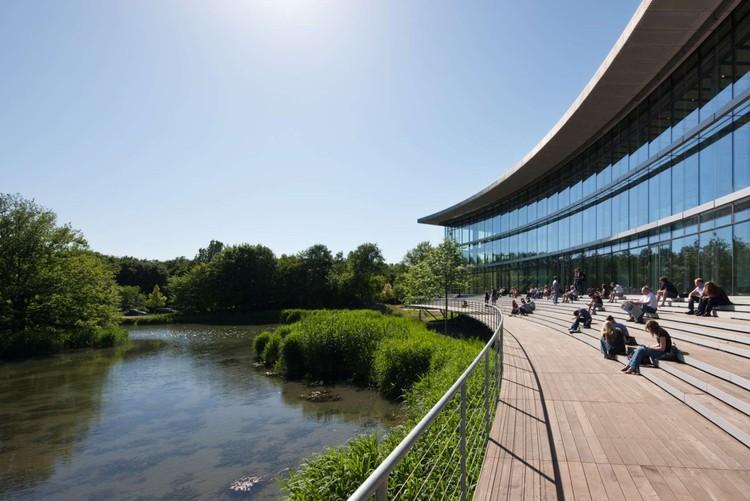 Oeconomicum / Ingenhoven Architects , © H.G.Esch