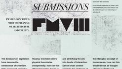 Call for Submissions: FM Journal Issue 8