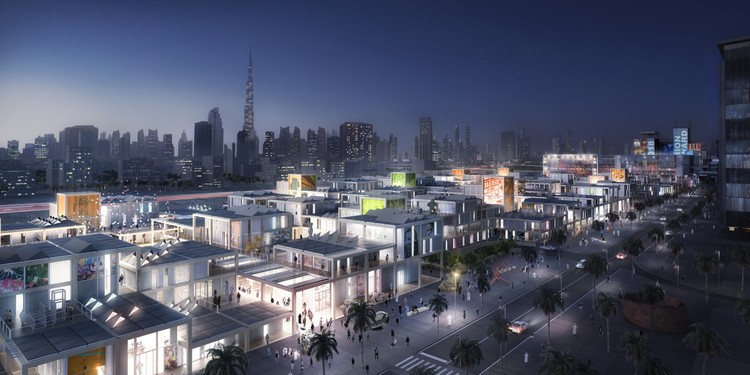 Here 39 s how dubai plans to become the design capital of the for Hotel near dubai design district