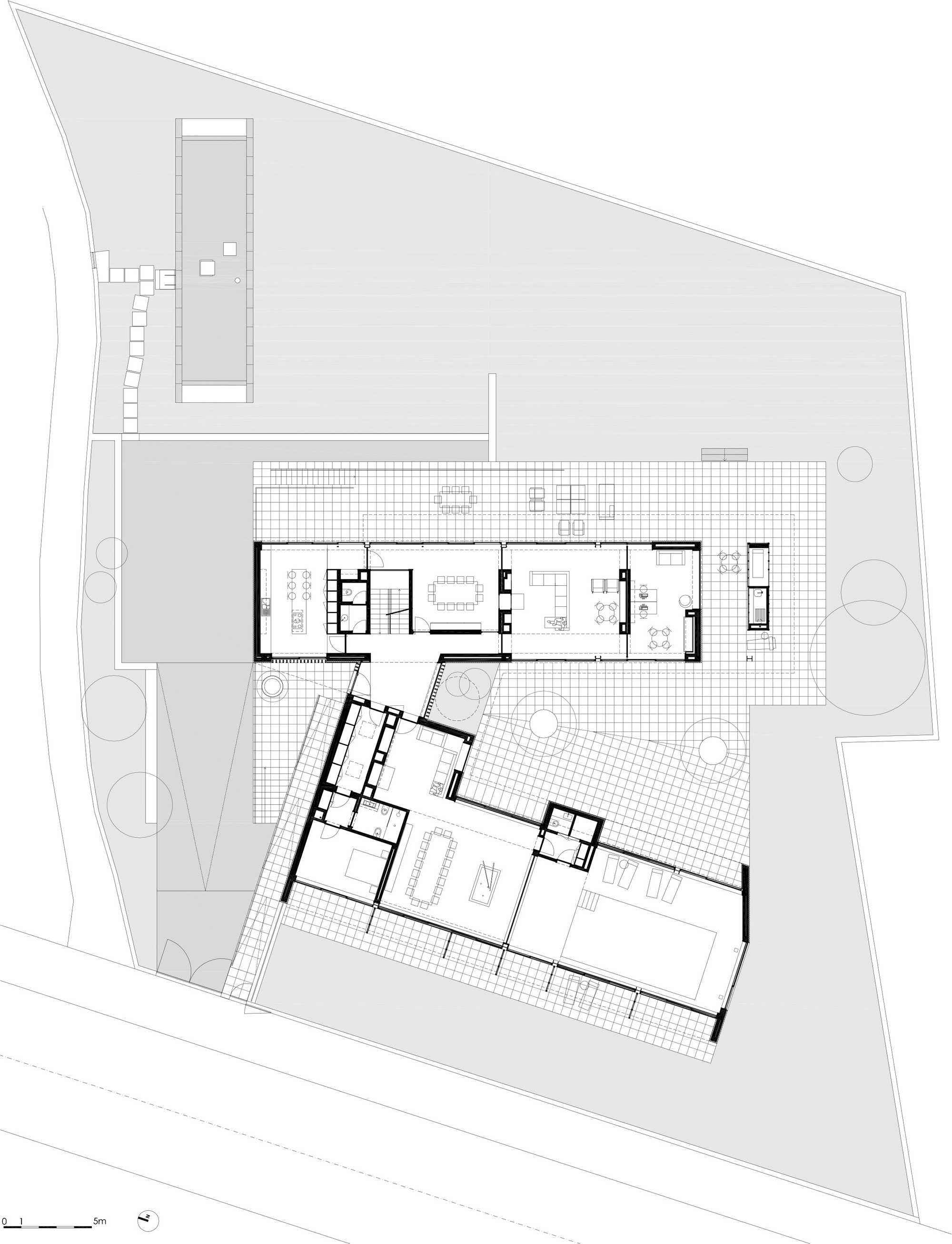 Gallery of p l house atelier d 39 arquitectura j a lopes - Atelier arquitectura ...