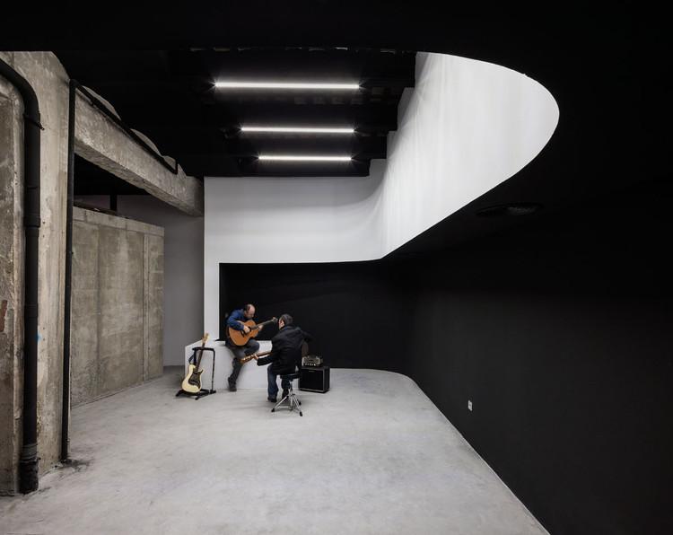 Gabba Hey / CUAC arquitectura, © Fernando Alda