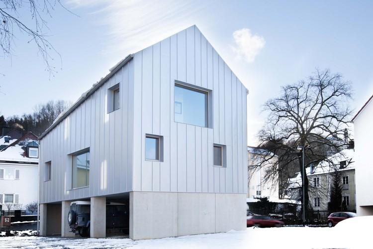 Townhouse  / Studio Bernd Vordermeier, © Bernd Vordermeier