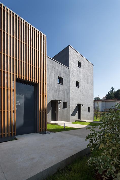 El Proyecto Origami / Qarta Architektura, © Lukáš Žentel