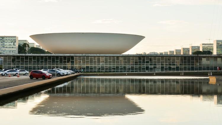 Congreso Nacional de Brasil bajo el lente de Gonzalo Viramonte, © Gonzalo Viramonte
