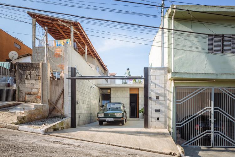 Cuando las noticias virales cambian completamente los hechos: la historia detrás de Casa Vila Matilde, © Pedro Kok