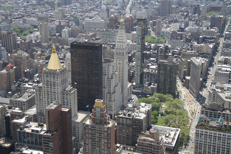 OMA to Realize First Manhattan Building with Toll Brothers, © Flickr User: Daniel Chong Kah Fui דניאל 張家輝  licensed under CC BY-NC-ND 2.0