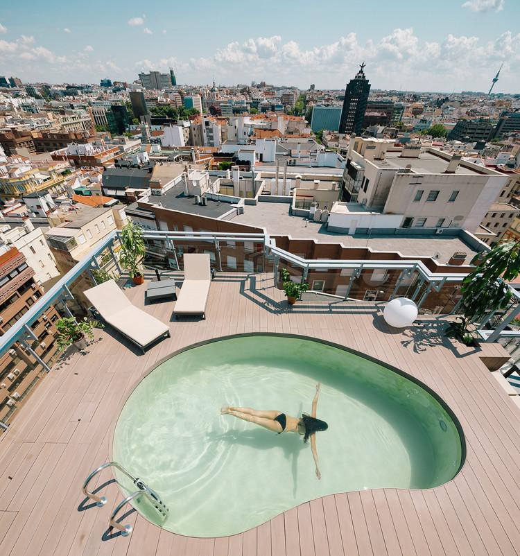 Un chalet en el cielo de Madrid / i! arquitectura, © Imagen Subliminal