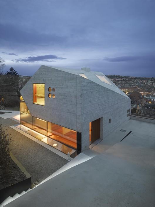 Casa 36  / Matthias Bauer Associates, © Roland Halbe