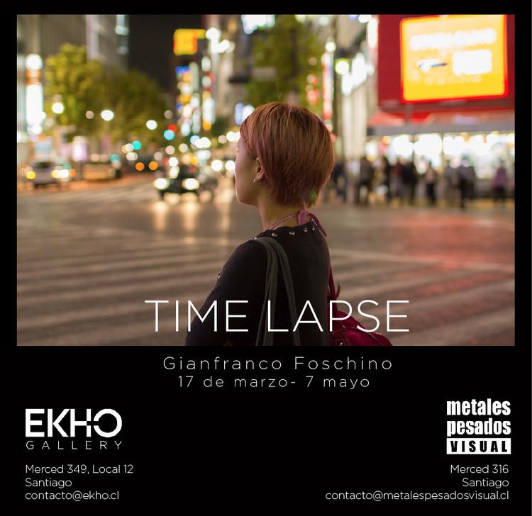 Exposición TIME LAPSE