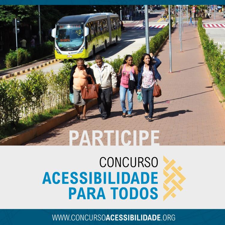 Concurso Acessibilidade para Todos em Belo Horizonte, WRI Brasil Cidades Sustentáveis irá premiar projetos para incentivar o deslocamento a pé, por bicicleta e melhorar o acesso a pessoas com deficiência