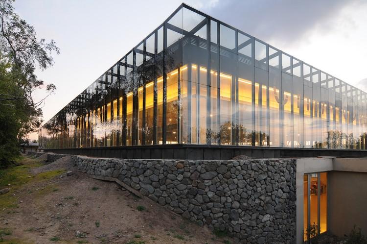 Centro de Encuentro Chimkowe / Gubbins Arquitectos + Nicolas Loi Arquitecto Asociado, © Bruno Giliberto