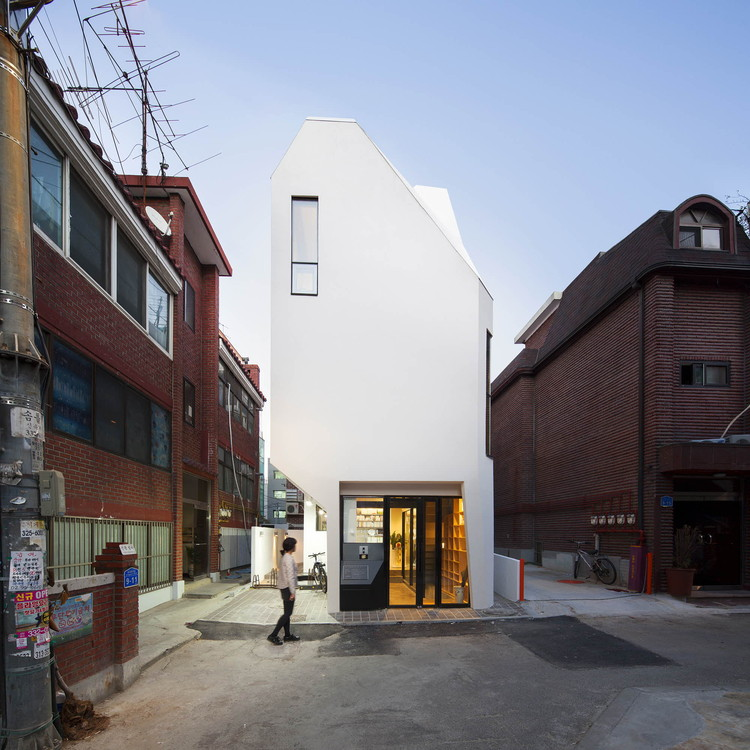 Editorial Galmuri / ThEPluS Architects, © In Keun Ryoo
