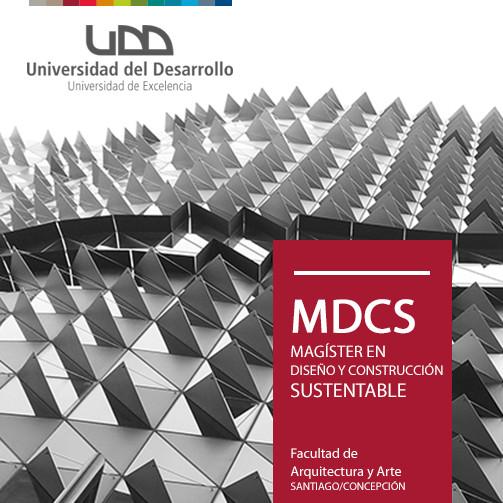Magíster en Diseño y Construcción Sustentable de la Universidad del Desarrollo, Cortesía de UDD