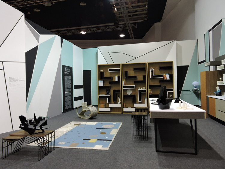 Casa México participa en la XXI Triennale de Milano, Cortesía de Advento Art Design