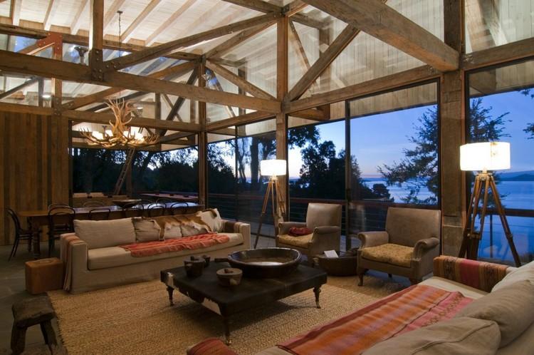 10 estructuras de madera en el sur de Chile ArchDaily Colombia