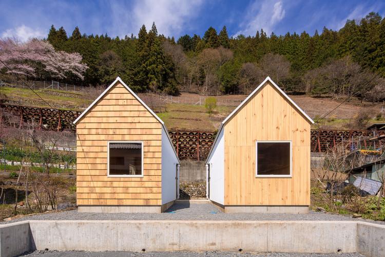 Casa Cedro, Casa Pino / S PLUS ONE architecture, © Naoki Kobayashi