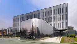 Intercollegiate School of Biotechnology  / Warsztat Architektury Pracownia Autorska Krzysztof Kozłowski
