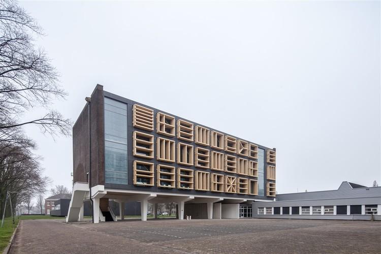 Marine base amsterdam building 27e bureau sla archdaily