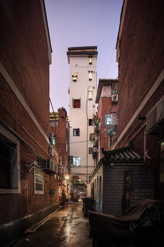 House on the House / Wutopia Lab, © HU Yijie