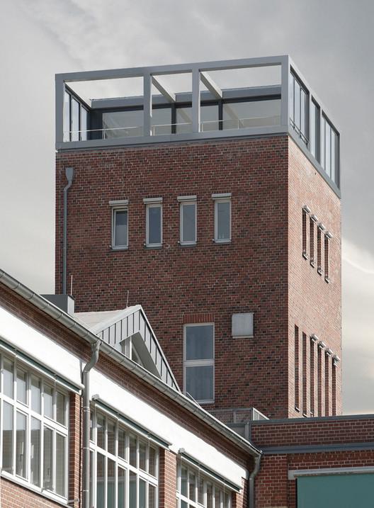 Bielefeld Architekten penthouse apartment in bielefeld architekten wannenmacher möller