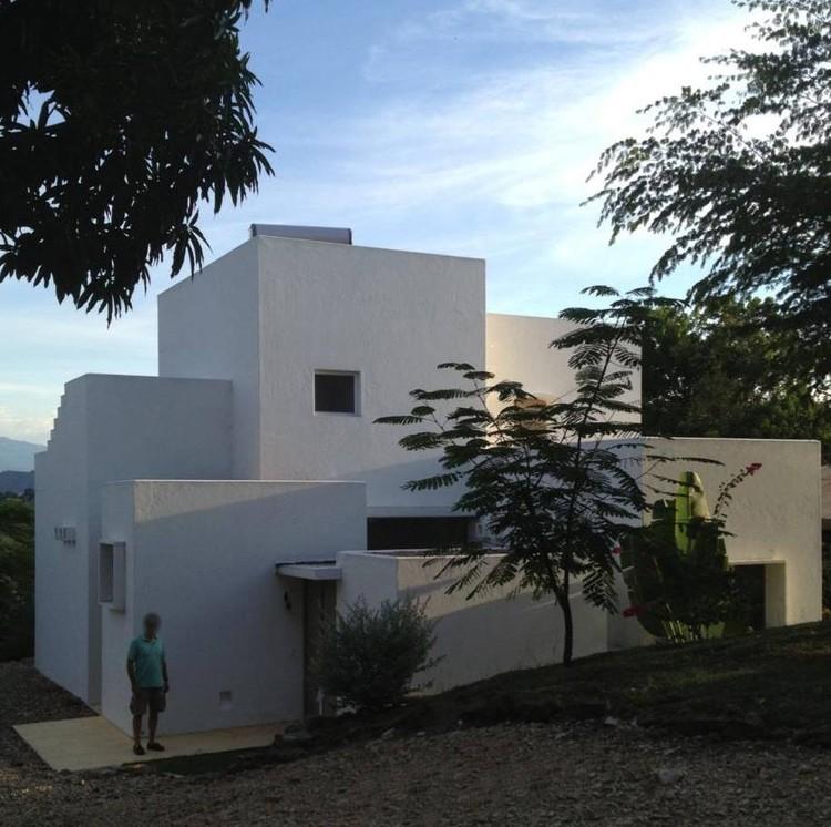 Simón Hosie. La arquitectura como descubrimiento, vía Facultad de Arquitectura Universidad Jorge Tadeo Lozano