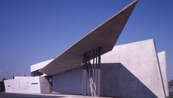Clásicos de Arquitectura: Estación de Bomberos Vitra / Zaha Hadid