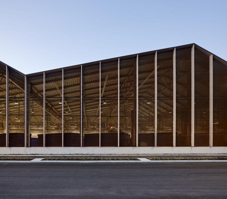 Smestad Recycling Centre  / Longva arkitekter , © Ivan Brodey
