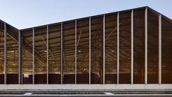 Smestad Recycling Centre  / Longva arkitekter