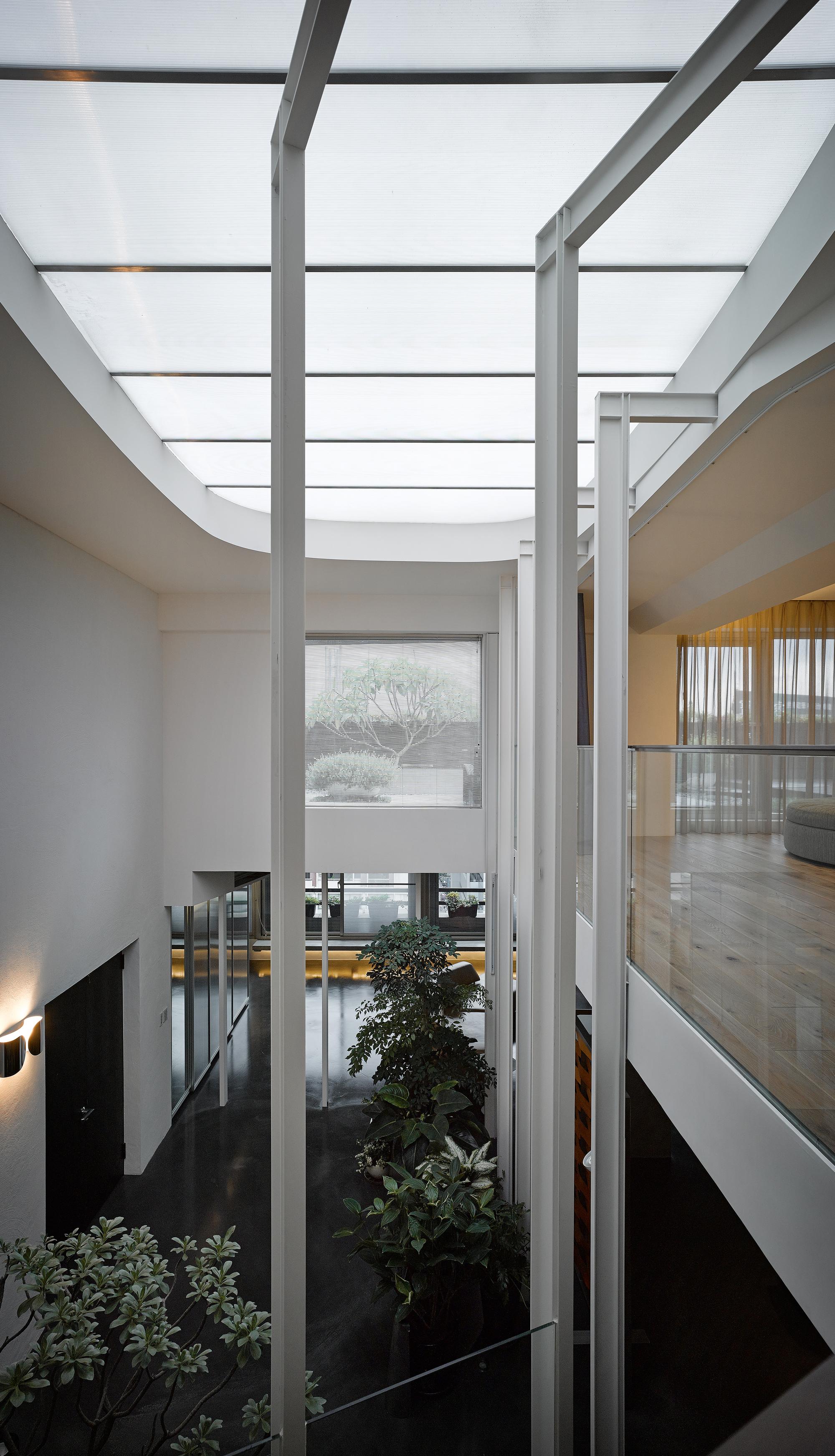Sky Villa Cj Studio Archdaily