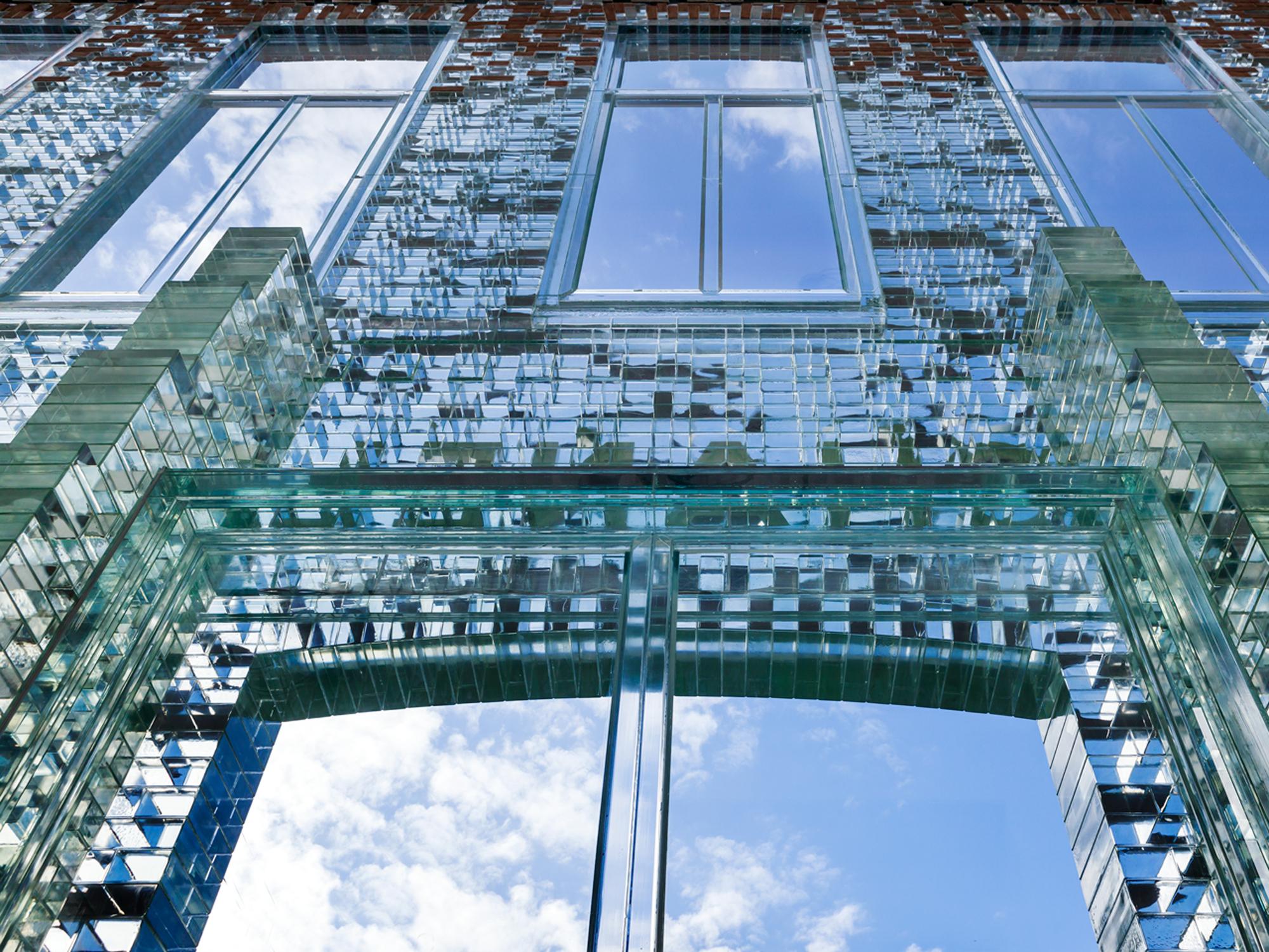 Terra Casa Amsterdam : Crystal houses mvrdv archdaily