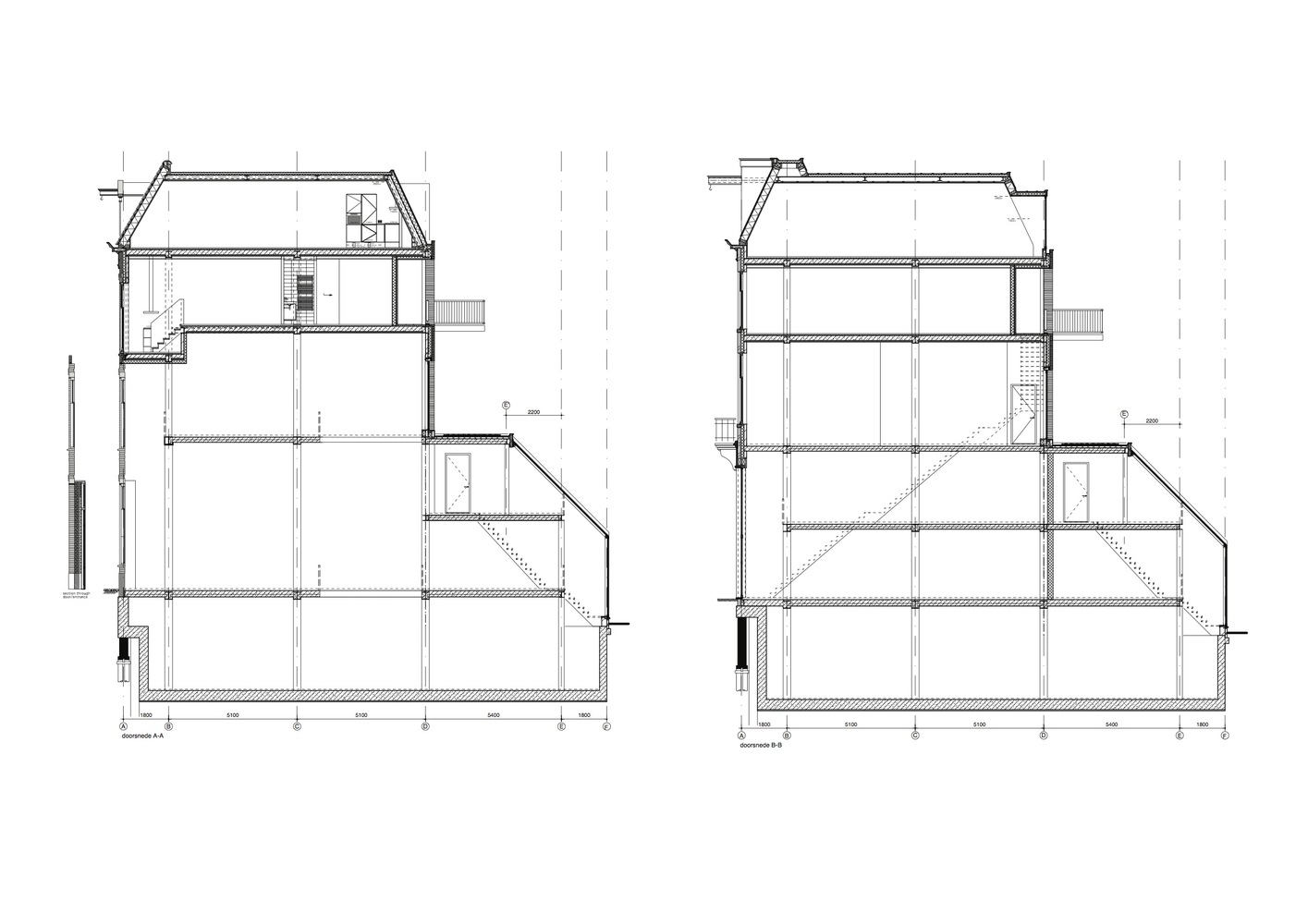 crystal houses,sections