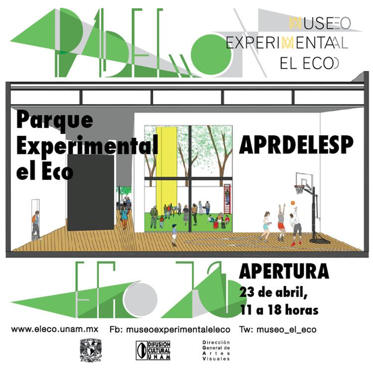 Apertura del Pabellón Eco 2016 / Ciudad de México