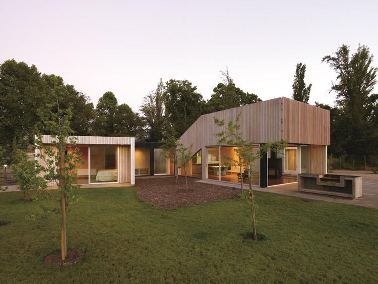 Casa Finger Joint / LAND Arquitectos, © Cristobal Palma