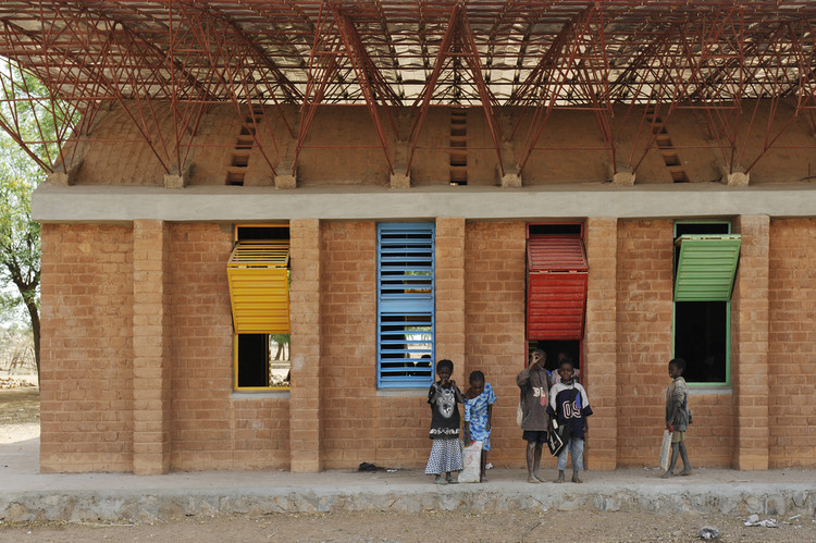 Primary School in Gando Extension  / Kéré Architecture , © Erik-Jan Ouwerkerk