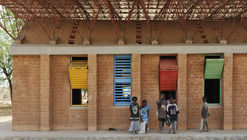 Primary School in Gando Extension  / Kéré Architecture