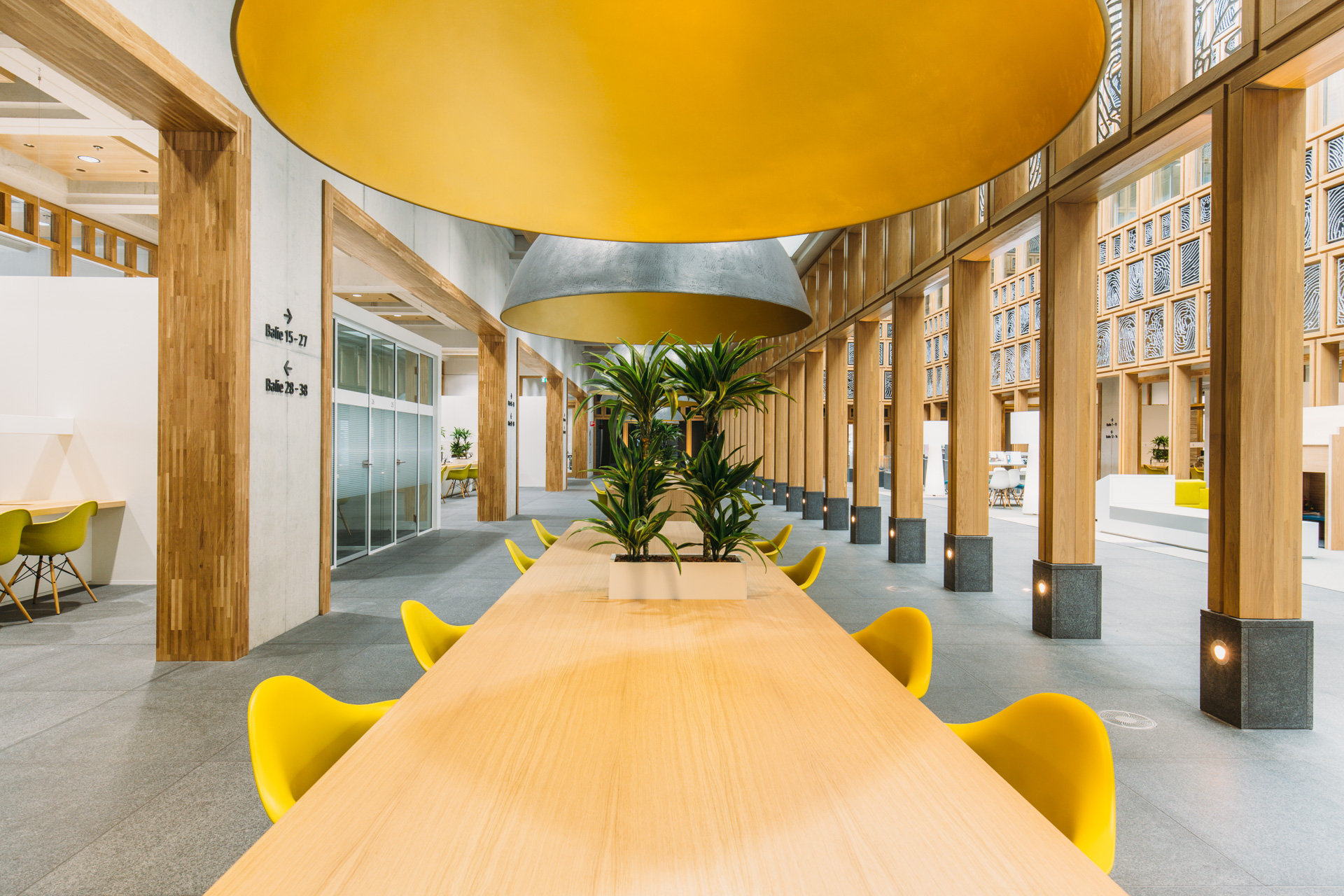 Deventer Town Hall Interior Atelier Pro Archdaily