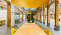 Deventer Town Hall Interior / atelier PRO
