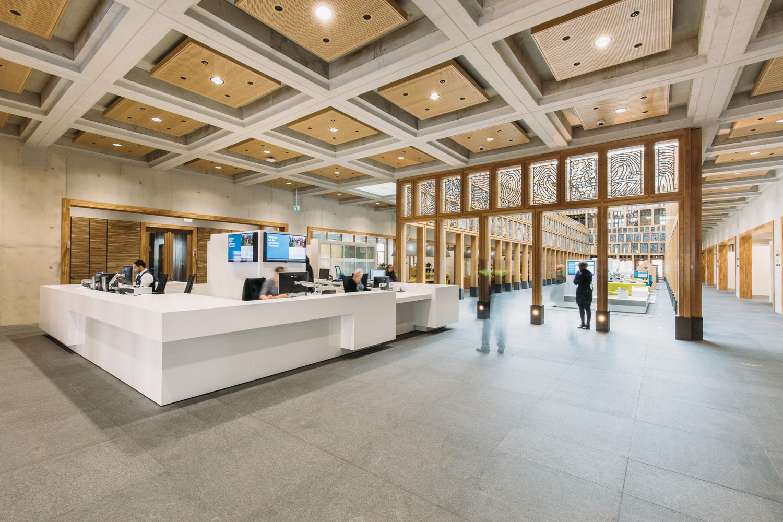 Deventer Town Hall Interior,© Eva Bloem