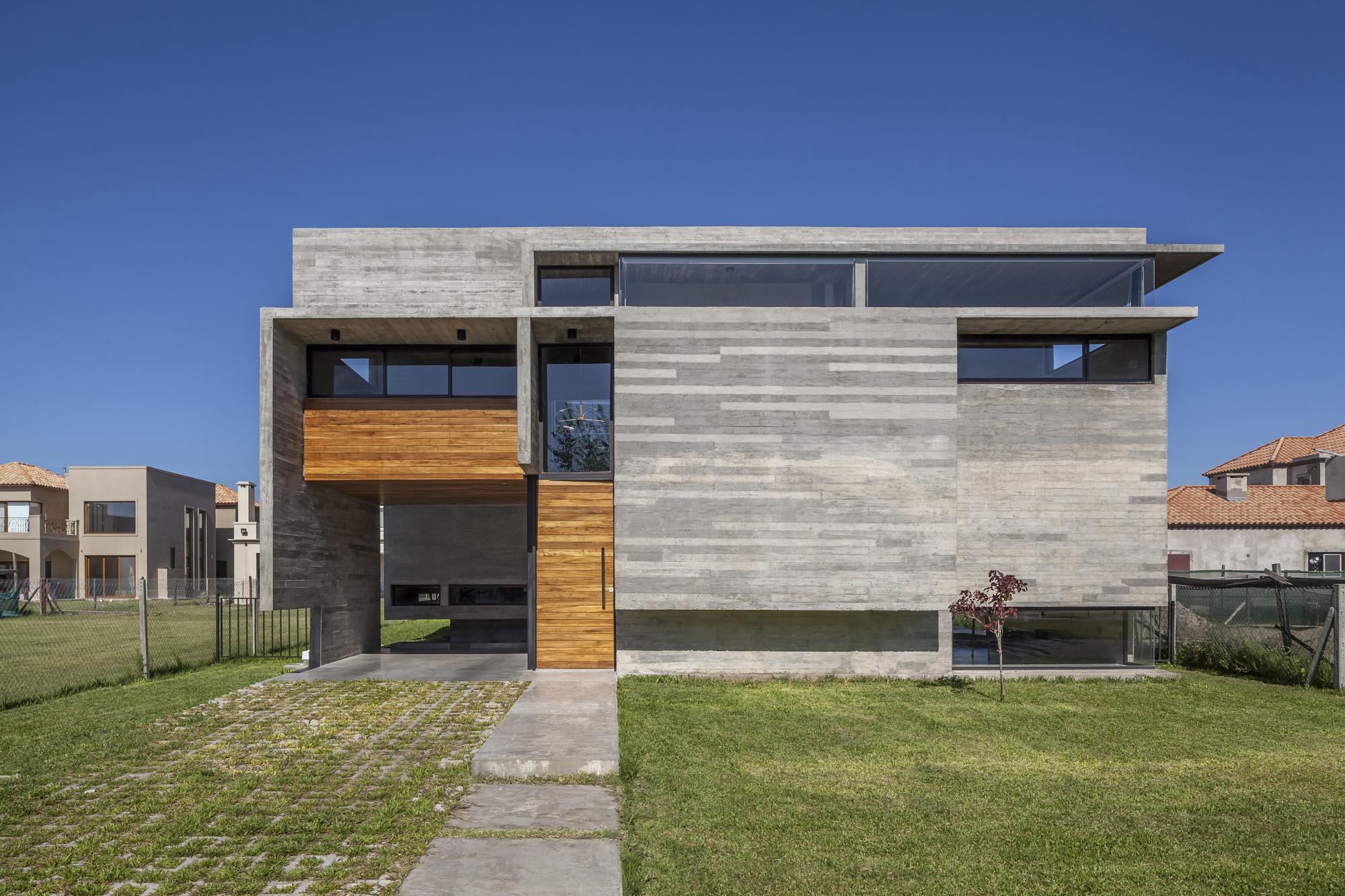 estudios de arquitectura en uruguay berazategui house beson as almeida arquitectos archdaily