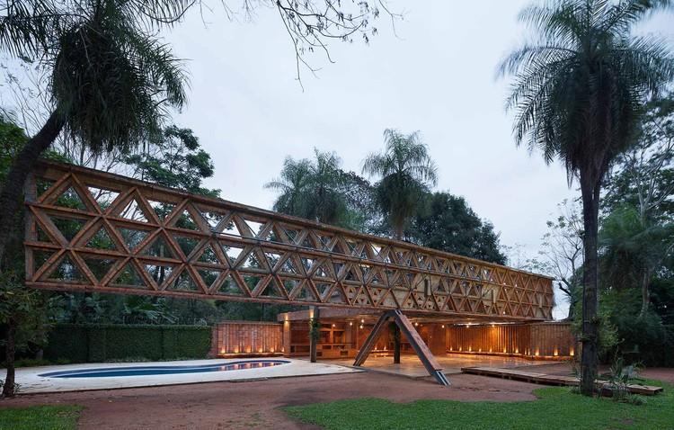 Quincho Tía Coral / Gabinete de Arquitectura, © Federico Cairoli