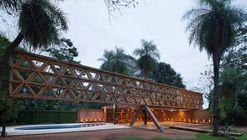 Quincho Tía Coral / Gabinete de Arquitectura