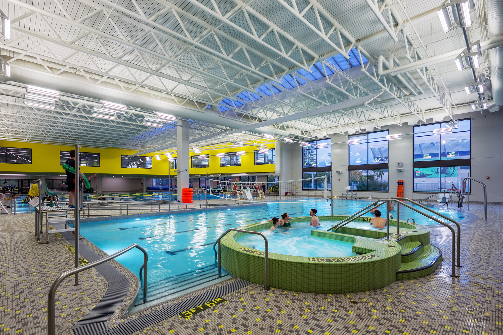Swimming Pool Expansion : Gallery of student recreation center expansion and