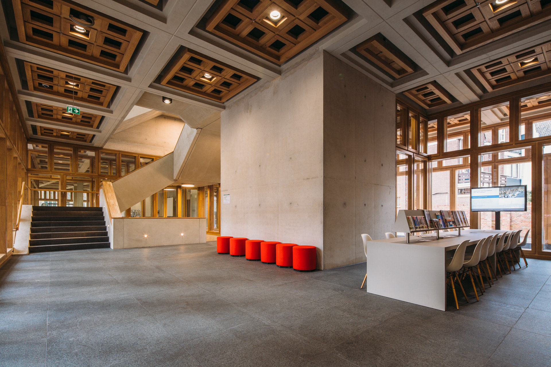 Gallery of Deventer Town Hall Interior / atelier PRO - 6